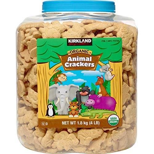 kirkland animal crackers
