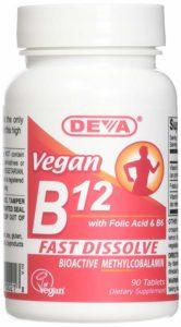 deva b12 supplement