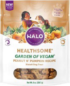 halo vegan treats