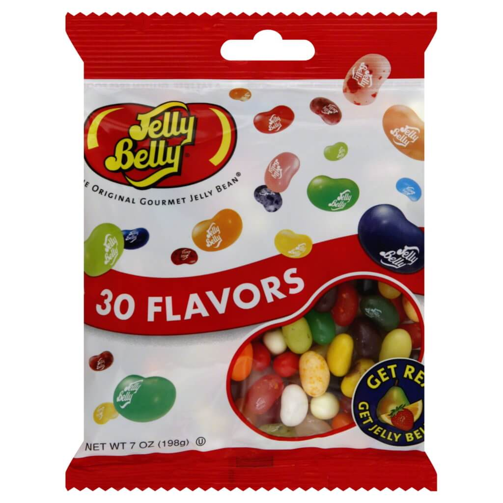 jelly belly packaging