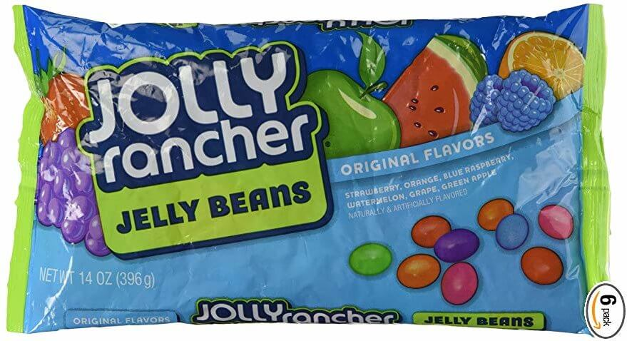 jolly rancher jelly beans packaging