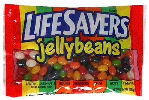 lifesavers jelly beans packaging