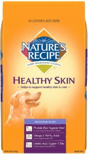 natures recipe vegan dry food