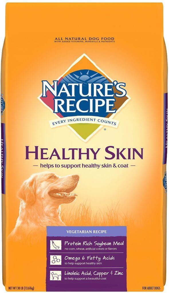 natures recipe vegan dry food