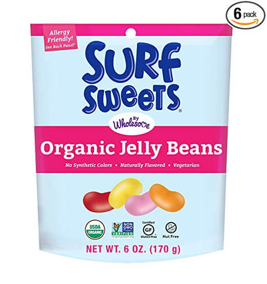 surf sweet jelly beans