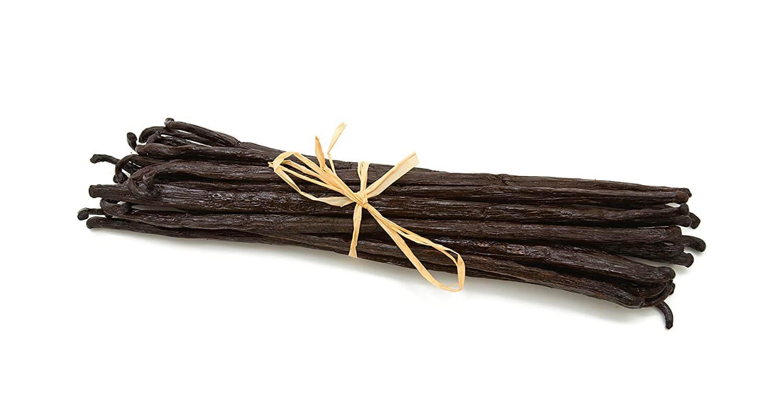 vanilla dried pods