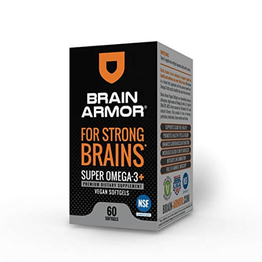 brain armor supplement