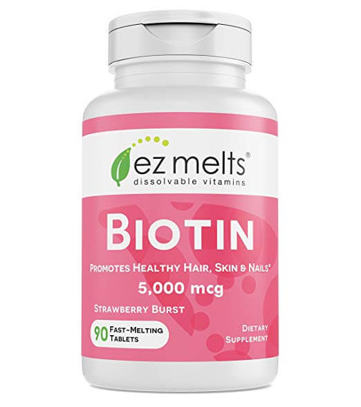 ez melts biotin