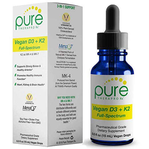 pure liquid vitamin d3