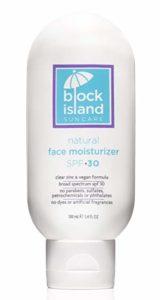 block island face moisturizer
