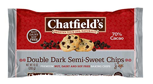 chatfields dairy free chocolate chips