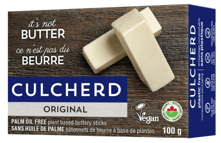 culcherd butter