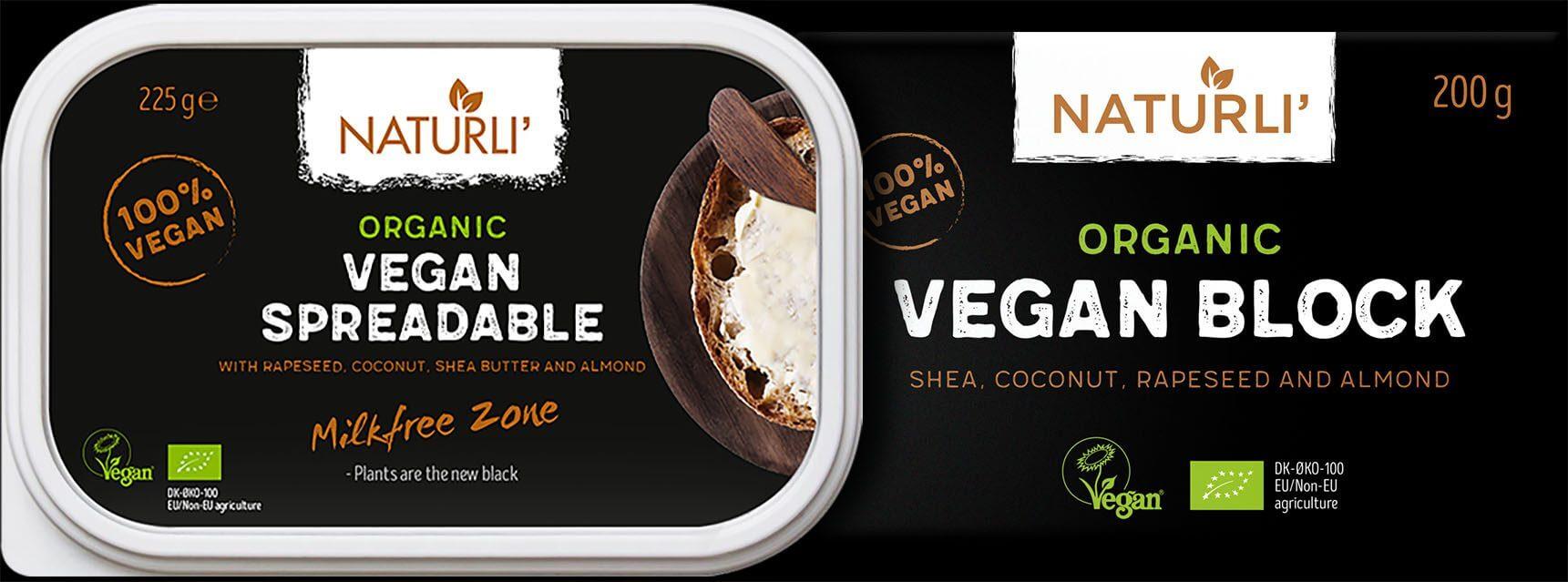 naturli vegan butter