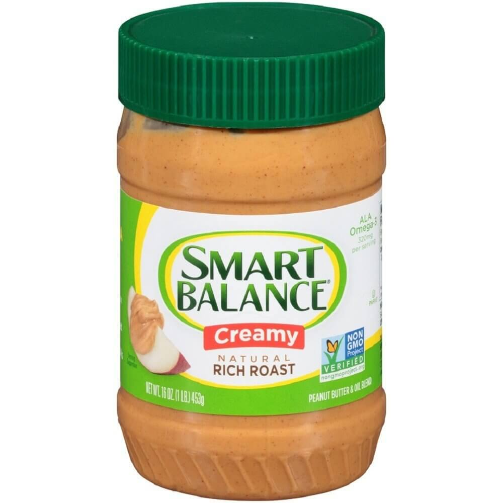 peanut butter container