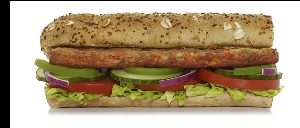 subway veggie patty