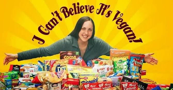 vegan junk foods