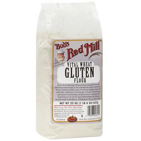 vital wheat gluten bobs red mill