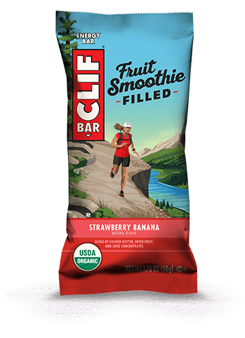 clif fruit smoothie bars