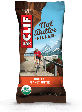 clif nut butter bars