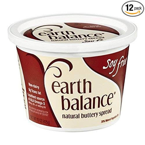 earth balance butter spread