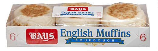 bays english muffins packaging