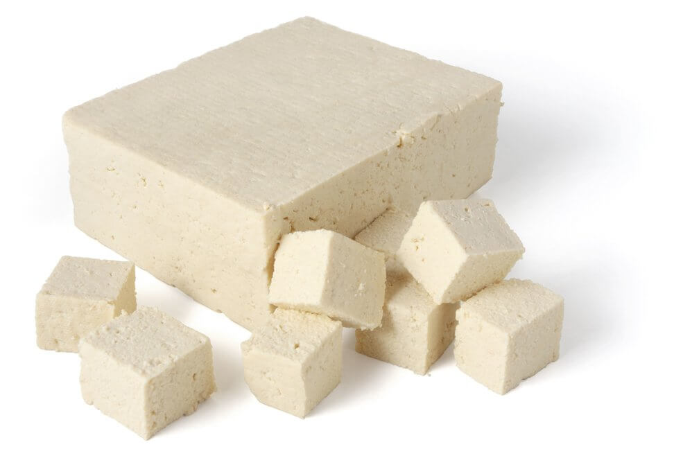 block of tofu
