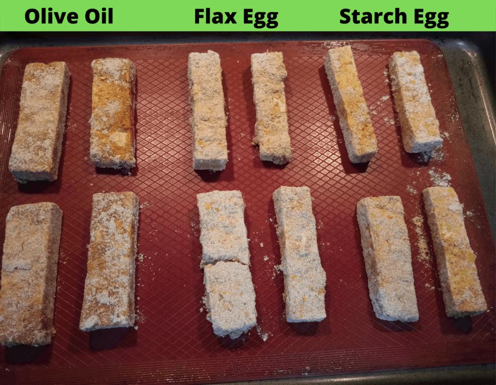 raw tofu sticks