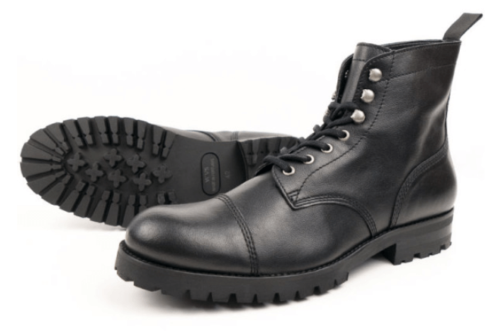 wills deep tread vegan boot