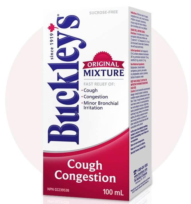 buckleys cough medicine
