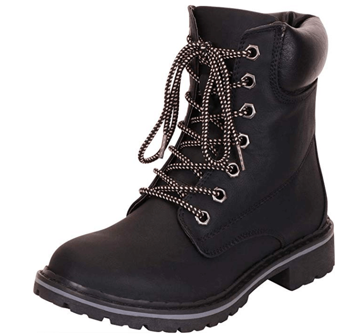 cambridge combat boots
