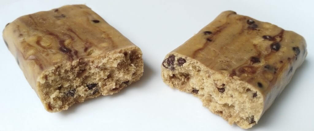purefit protein bar inside split