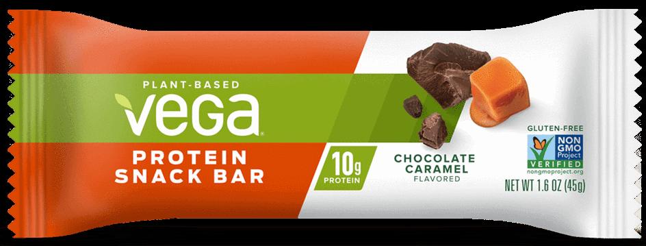 vega snack bar wrapper