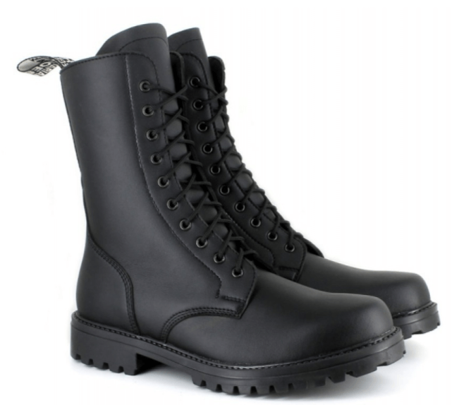 vegetarian shoes combat boots