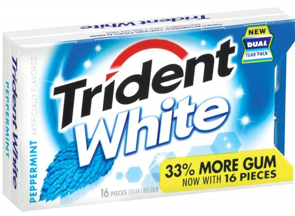 trident white package