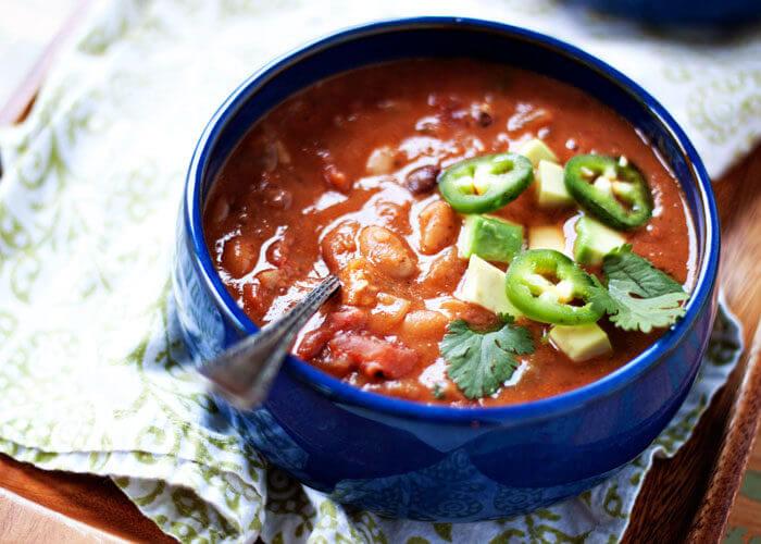 jalapeno black bean soup