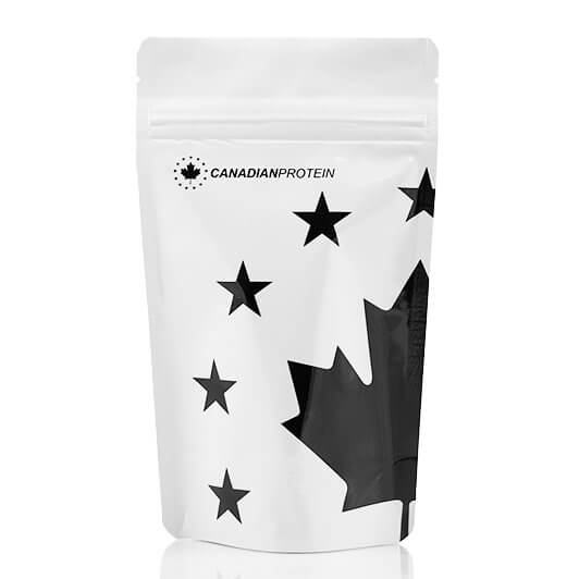 canadian protein vegan blend packaging