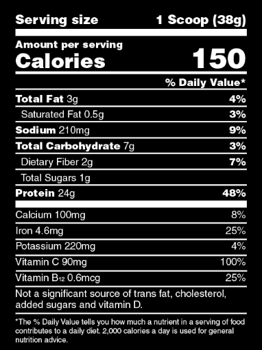 optimum nutrition gold standard plant nutrition