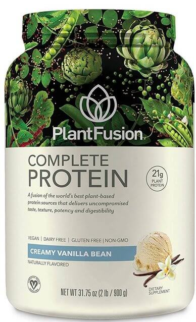 plantfusion vegan protein packaging