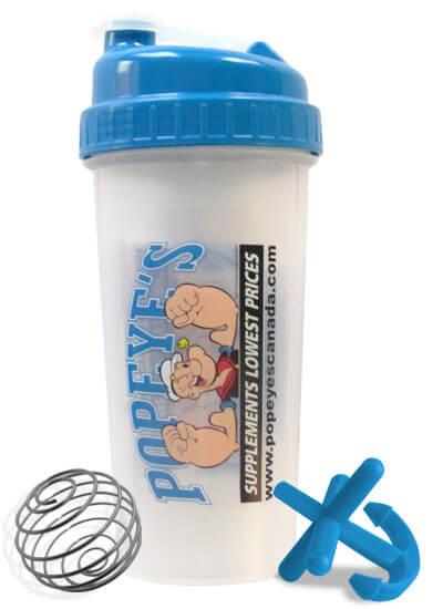 protein powder shaker bottle