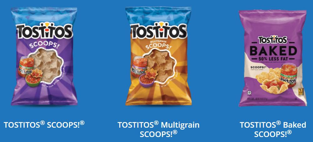 tostitos scoops