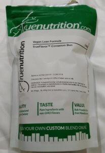 true nutrition vegan lean package