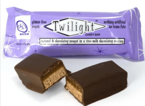 twilight snickers bars