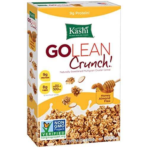 kashi cereal box