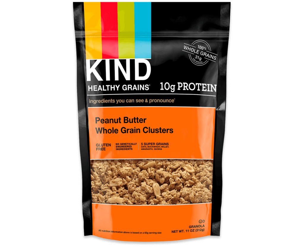 kind grain clusters