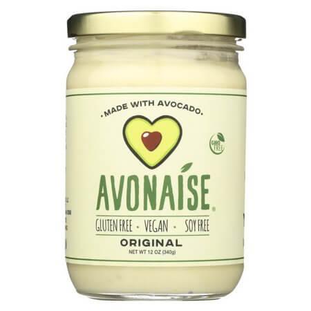 avonaise vegan mayo