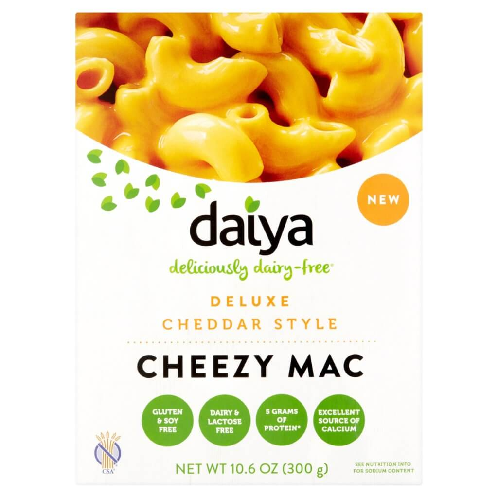 daiya cheezy mac