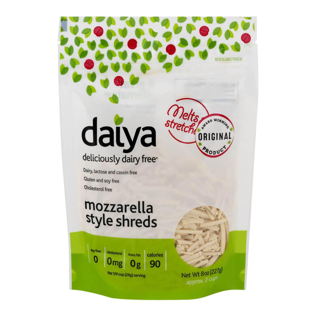 daiya cheese shreds