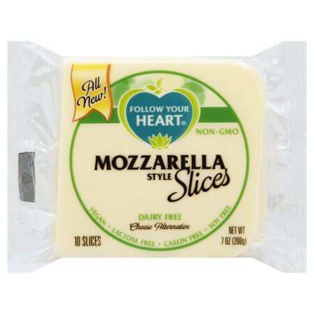 follow your heart vegan cheese