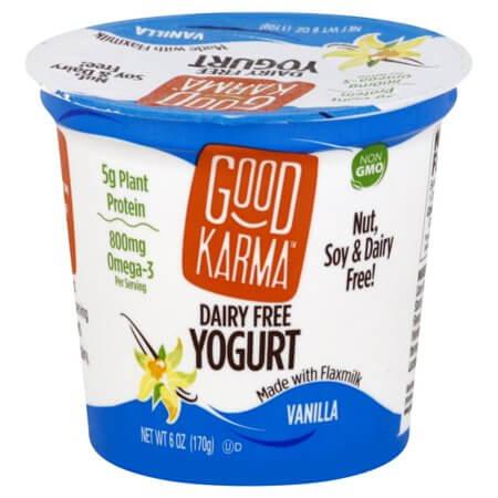 good karma vegan yogurt