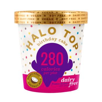 vegan halo top ice cream